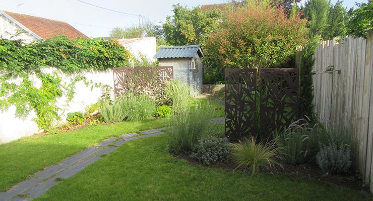 Jardins Divers : jardin contemporain